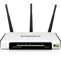 Roteador Wireless N Tp-link Tl-wr941nd 300mbps Wi-fi - Caixa