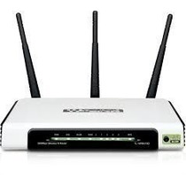 Roteador Tp-link Wireless N 300mbps Tl-wr941nd Semi-novo