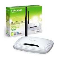 Roteador Tp-link 150mbps Wireless Lite N Tl-wr740n V2