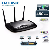 Tp-link Roteador Dual Band Wireless 450mbps - Tl-wr2543nd