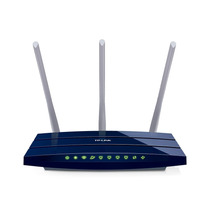 Roteador Tp-link Wifi Usb Tl-wr1043nd 450mbps 3 Antenas 5dbi