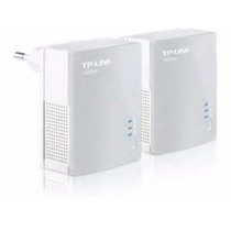 Powerline Tp-link Tl-pa4010 Kit (par) Av500 Mbps