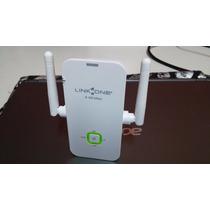 Ponto De Acesso Extensor N300 Mbps Nano L1-ap312n   Link One