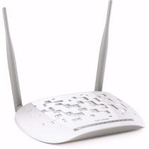 Modem Roteador Td-w8961nd Tp-link Wireless 300mbps N Adsl2+