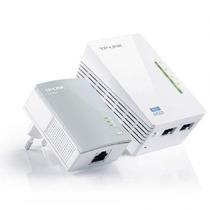 Extensor De Alcance Wifi Powerline 300mbps Wifi E Av 500mbps