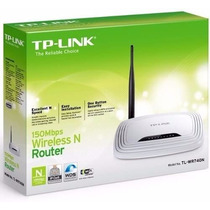 Roteador Tp-link 150mbps Wireless Lite N Tl-wr740n