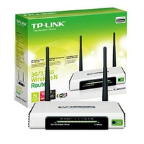 Roteador 3g/3.75g Wireless N Router Tl-mr3420