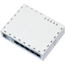 Mikrotik- Routerboard Rb750gl Licença Nivel 4 - 64mb