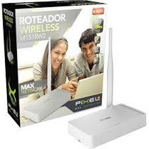 Roteador Wireless M151rw3 Pixel 150mbps 5di