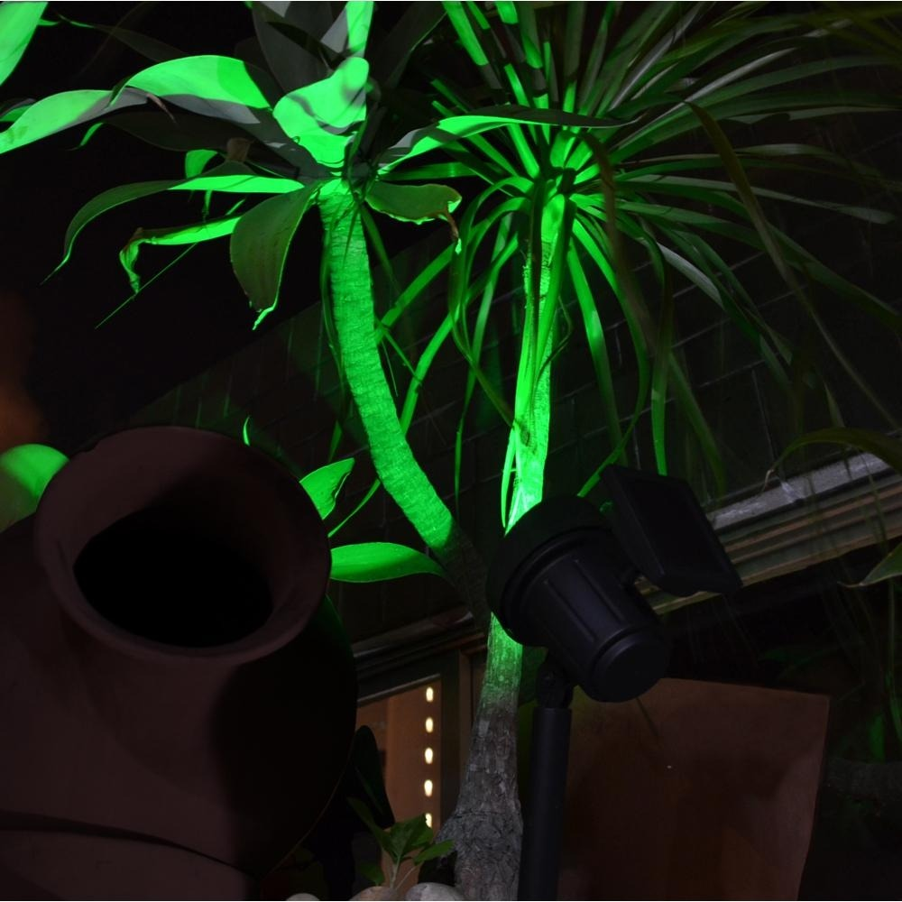 iluminacao jardim mercadolivre: Jardim Spot Luz Cor Verde Super Led – R$ 38,90 no MercadoLivre