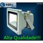 Refletor De Led - Holofote Branco Frio 10w - Ip65 Bivolt