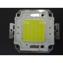 Chip Led 50w Branco Frio 30-36v Reparo Para Refletor Led