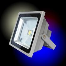 Refletor De Led 20w Super Branco Ip65 Bivolt Holofote