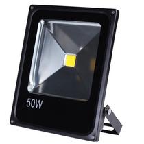 Refletor Led Holofote 50w Bivol A Prova D