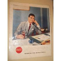 Propaganda Antiga Coca Cola.placa.poster.bar.bebida.