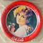 A6959 Raro Porta Copo Da Coca Cola Em Metal, Importado, Séri