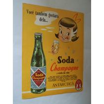Cartaz.poster.placa.propagandas Antigas Antarctica.