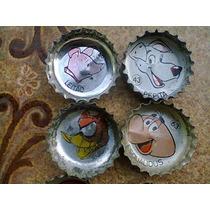 Tampinhas Coca Cola E Fanta Antigas