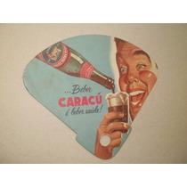 Poster Cartaz Placa Propagandas Antigas Caracu