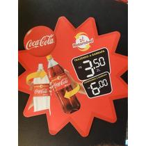 Rara Propaganda Promoção Da Coca-cola