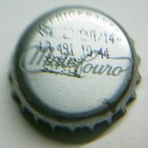 Tampinhas Antigas - Refrigerante Mate-couro