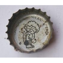 Tampinhas Antigas - Coca-cola Promoção Ioiô (pulando Cerca)