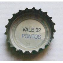 Tampinhas Antigas - Coca-cola Promo Garrafinhas