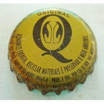 Tampinha Antiga - Cerveja Antarctica Original Fab. Anápolis