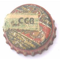 Tampinhas Antigas - Cerveja Brahma Chopp C/selo Imposto