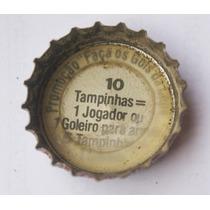 Tampinhas Antigas - Coca-cola Promocional Copa