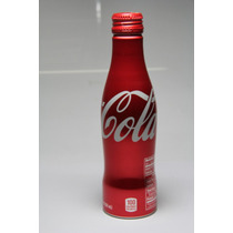 Lindas Garrafinhas Em Aluminio De Coca Cola