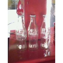 Antigas Garrafas De Coca Cola C Tampinha- Preço Unitário
