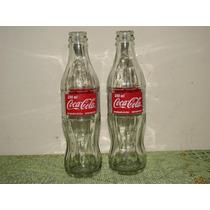 Garrafa Coca-cola 290ml Para Coleção