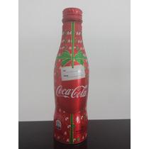 Nova Garrafa De Alumínio -coca-cola -edição De Natal 250 Ml