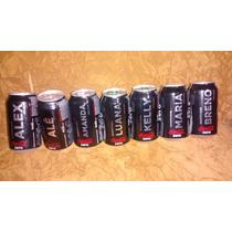 Coca Cola Zero Lata Com O Nomes Lacradas Cada Uma R$ 14,90