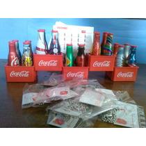 Coleção Completa De Garrafinhas Coca-cola Copa Do Mundo 2014