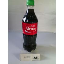 Garrafa Coca-cola / Pet - Com Nome: Airton