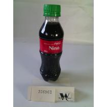 Garrafa Coca-cola / Pet - Com Nome: Nina