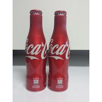 Garrafa Decorativa Da Coca-cola-aluminio - Edição 2015