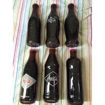 #colecionador# Combo 6 Garrafas Retrô Coca-cola