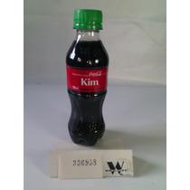 Garrafa Coca-cola / Pet - Com Nome: Kim
