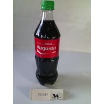 Garrafas Coca-cola / Pet Com Nome: Augusto
