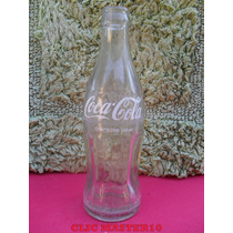 Antiga Garrafa De Coca Cola - 185 Ml - Rara