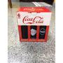 Coleção Vintage Coca Cola - 6 Garrafas