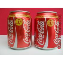 Coca Cola Mini - 250 Ml. Lata Lacrada