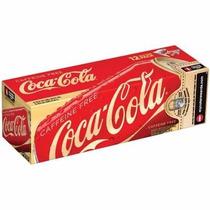 Refrigerante Coca Cola Coke Caffeine Free 12 Latas 355ml Eua