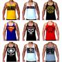 Camiseta Regata Super Cavada Tank Academia Musculação Animal