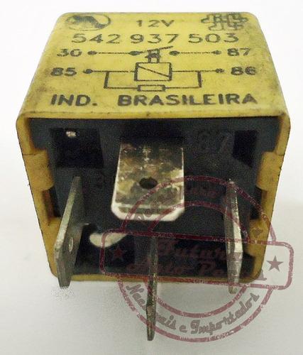 Rele De Farol Alto E Baixo 542937503 Para Ford Escort 1994
