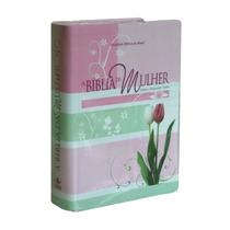 Bíblia Da Mulher - Estudo, Leitura E Devocional