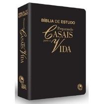 Bíblia De Estudo Preparando Casais Para A Vida (preta)